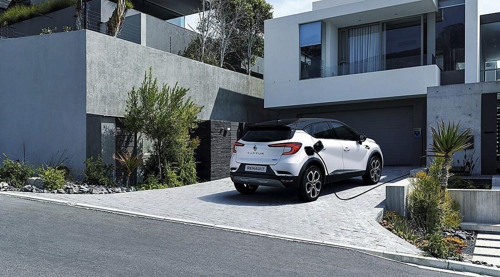 Renault acelera en modo eléctrico