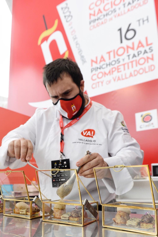 Concurso Nacional de Pinchos y Tapas Ciudad de Valladolid