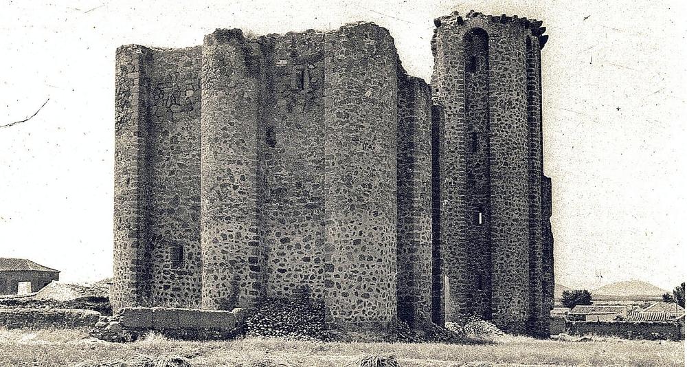 Castillo de Polán.