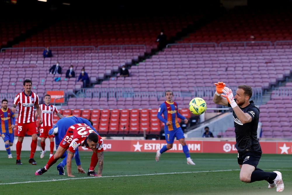 Barça y Atlético arrojan más incertidumbre a la carrera ligu
