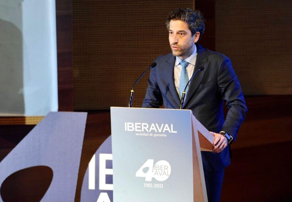 Acto de celebración del 40 aniversario de Iberaval
