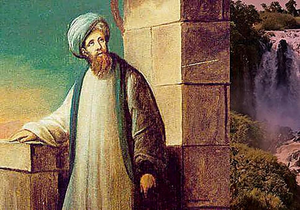 El jesuita que descubrió las fuentes del Nilo Azul