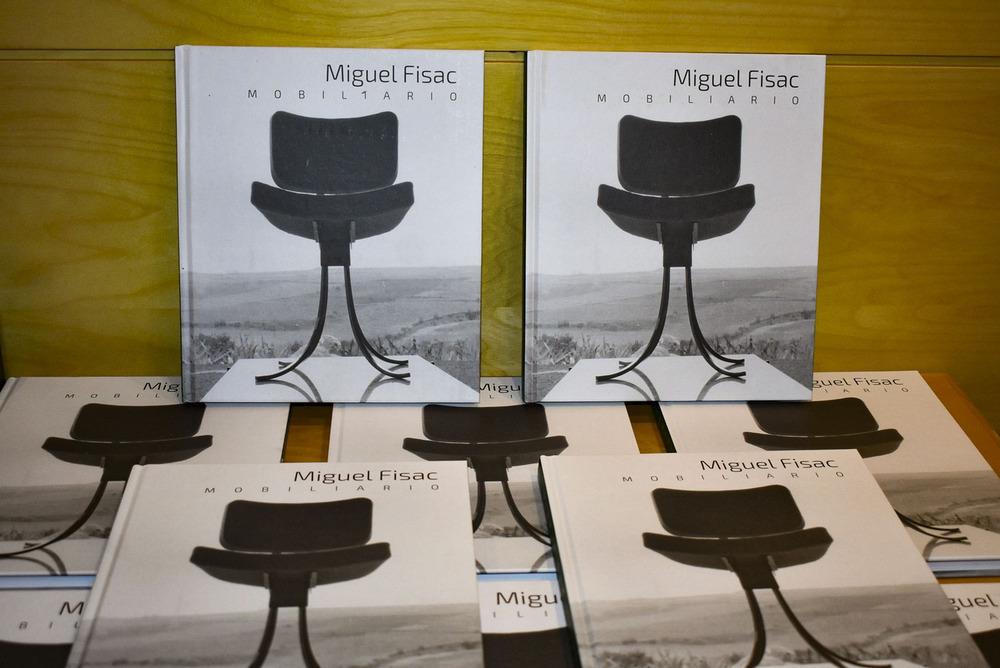 Presentado del libro 'Mobiliario. Miguel Fisac'