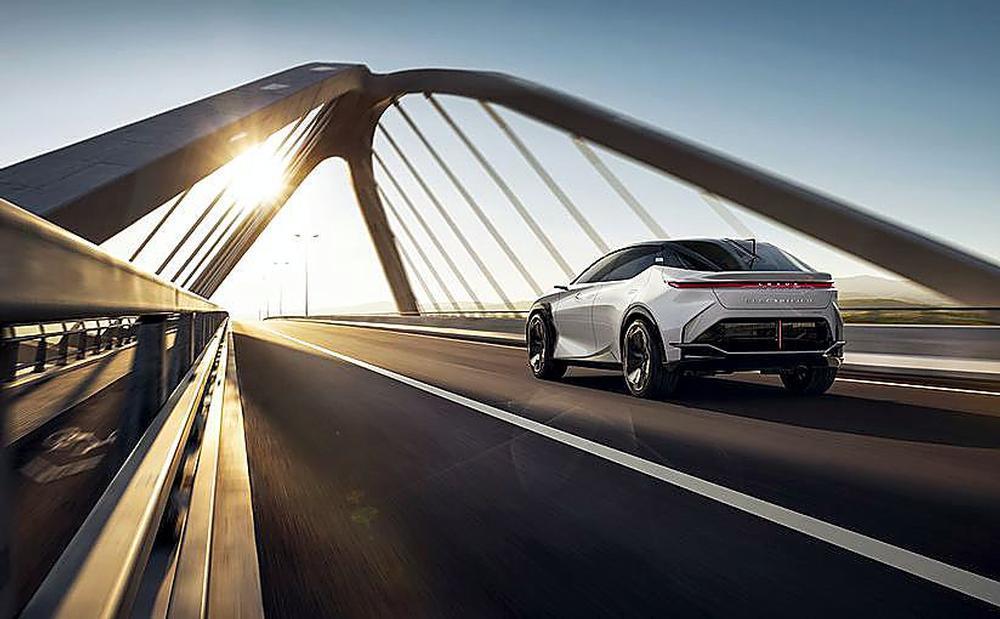La visión Lexus de una nueva era
