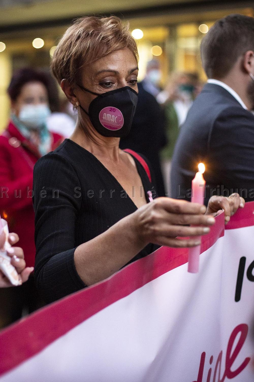Actos por el Día Mundial del Cáncer de Mama y Ginecológico