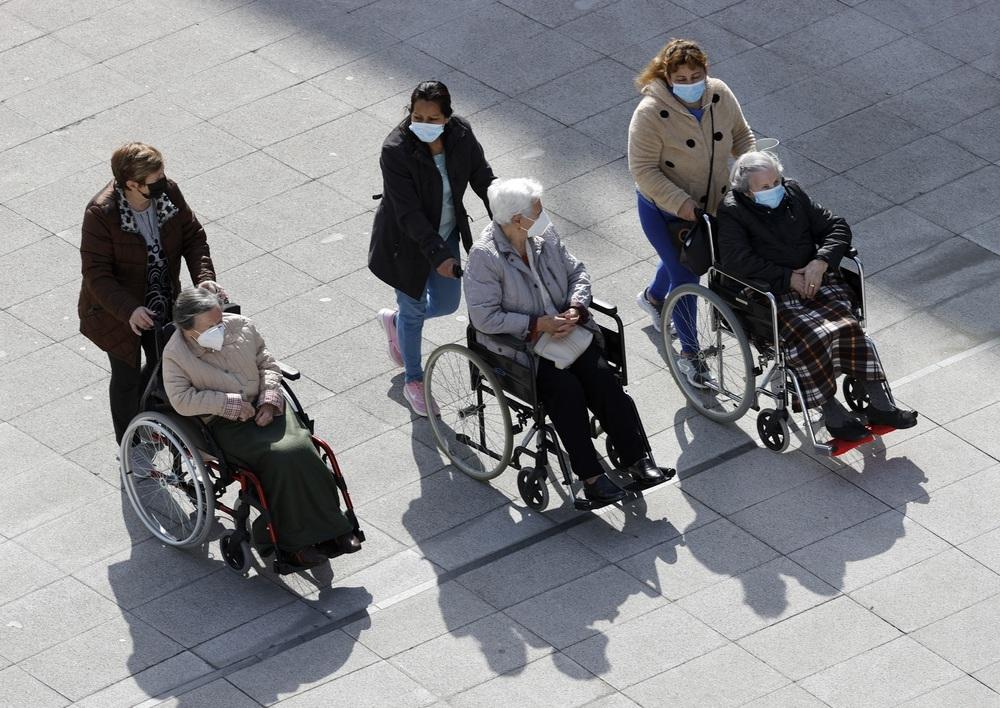 El gasto en pensiones sube un 3,23% en julio en España