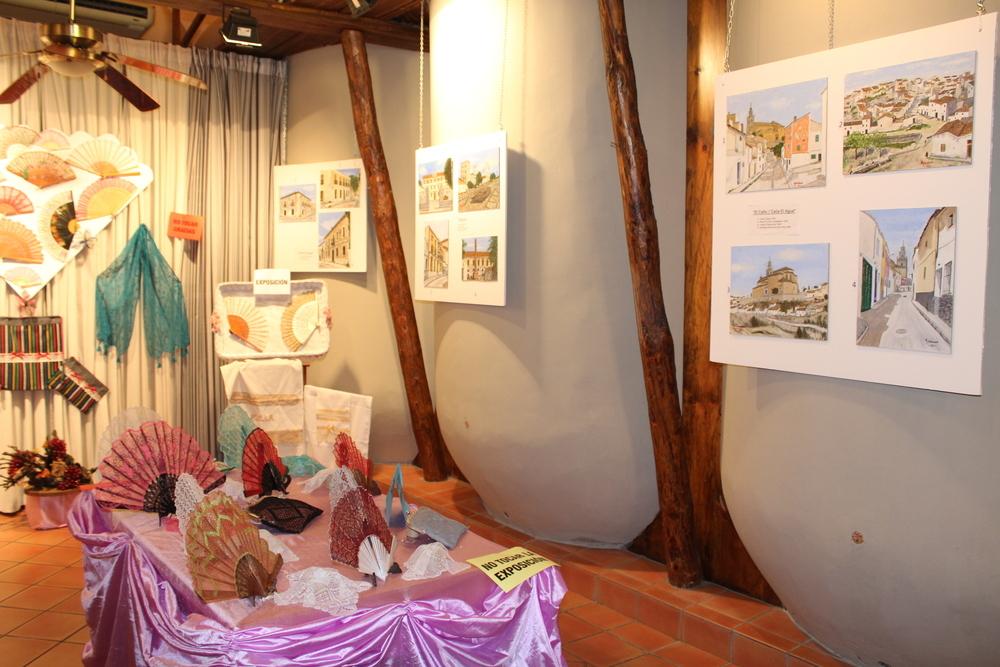 Artesanía y pintura abren la XV Semana Cultural de El Mosto