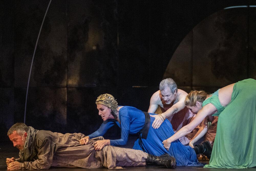 'Antonio y Cleopatra', un gran festín de amor