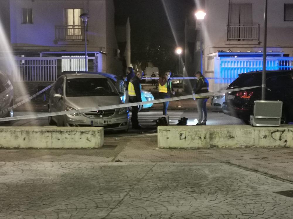 Un muerto y un herido en un tiroteo en el barrio del Pilar
