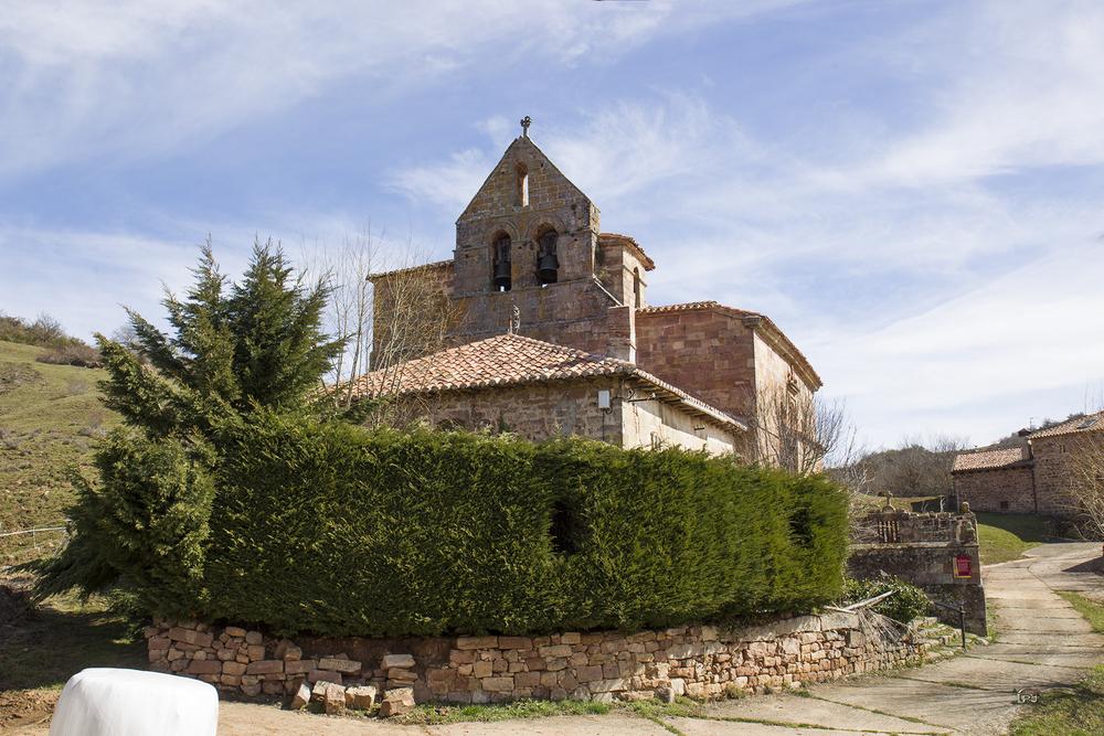 Iglesia de San Bartolomé, Bustillo de Santullán