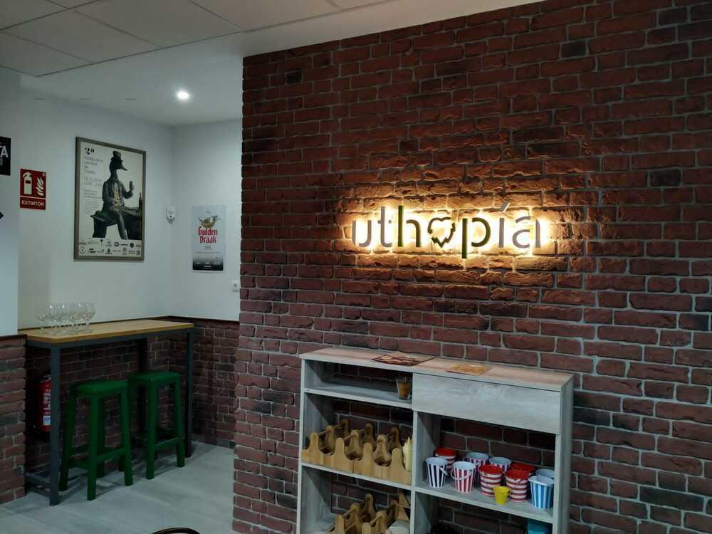 Uthopía, nueva oferta de cerveza artesanal en el Polígono