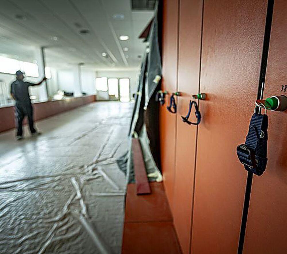 Las instalaciones de Villavieja del Cerro han permanecido cerradas durante los últimos quince años.