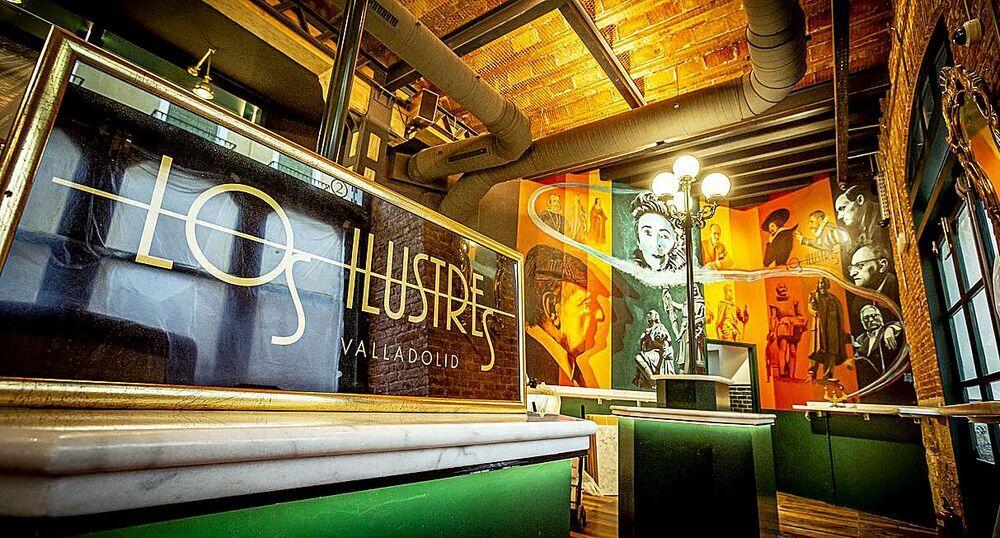 Los antiguos billares de la Catedral ya están listos para abrir como el bar-restaurante Los Ilustres.