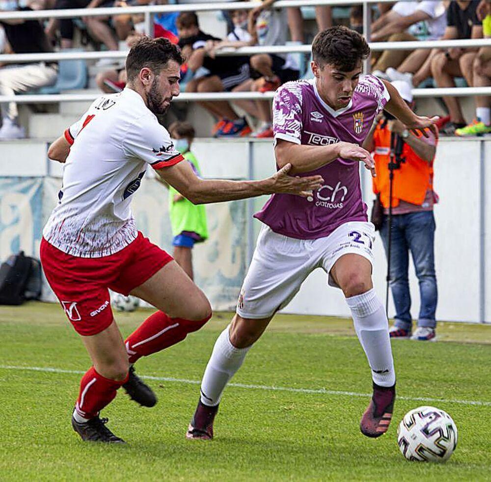 El Palencia CF avanza hacia la segunda eliminatoria