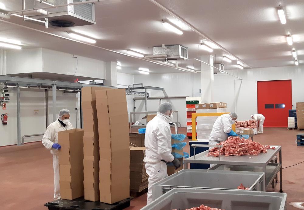 El Grupo Copese ya inauguró en 2020 una fábrica de piensos que recibió casi un millón de la UE y se ha integrado en dos 'proyectos tractores' con otras empresas para optar a los nuevos fondos.