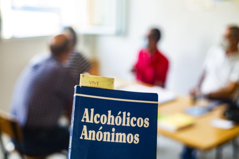El momento más difícil de Alcohólicos Anónimos