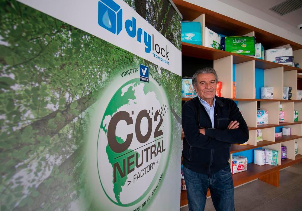 Miguel Ángel González, director de la factoría segoviana de Drylock: «Segovia, teniendo en cuenta su tejido empresarial y los objetivos que se exigirán desde Europa, tiene sus posibilidades muy reducidas».