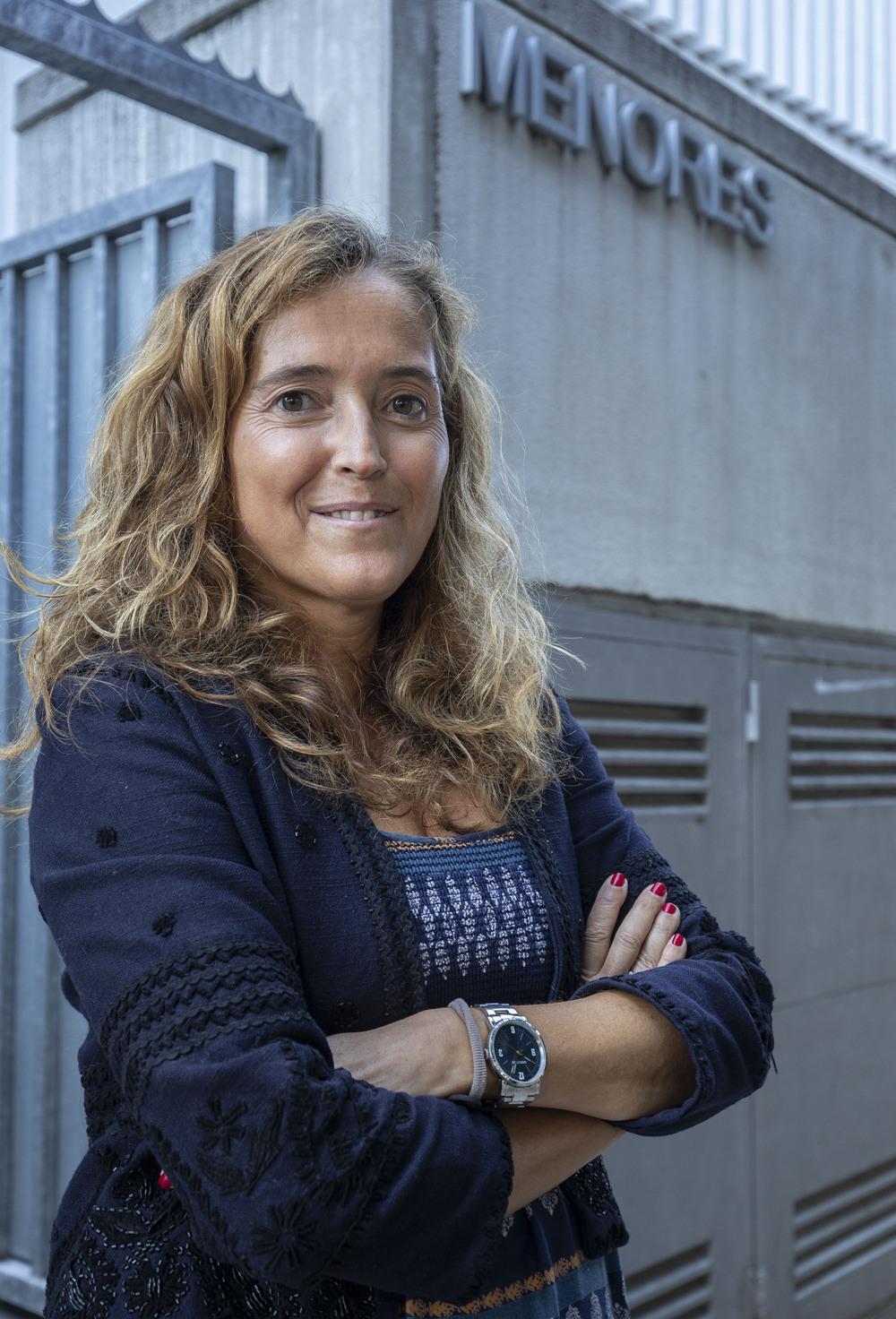 Nuria de Prado, fiscal delegada de Menores.