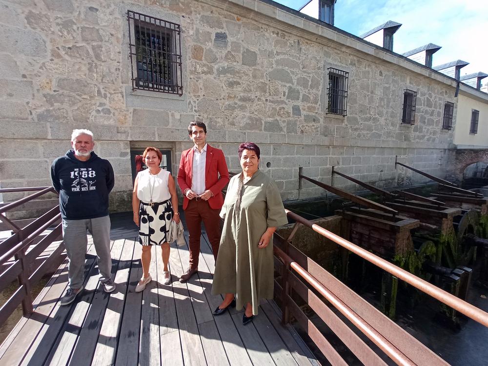 'Segovia fluye', Plan de Sostenibilidad Turística