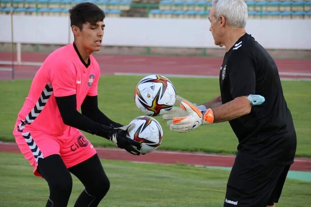 El Calvo Sotelo completa su primera semana de entrenamientos