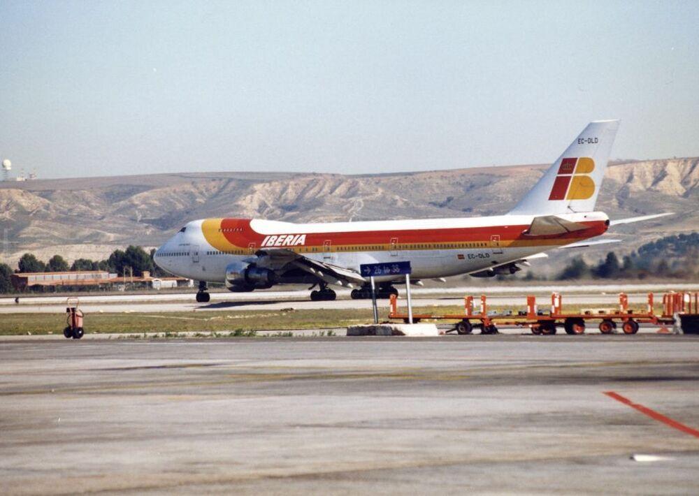 Iberia plantea un ERTE de entre 4.000 y 5.000 personas