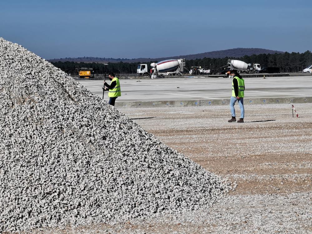 El aeródromo de Garray recibirá este mes 4 aviones Hercules