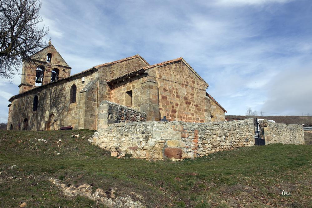 Iglesia de San Miguel, Valoria de Aguilar