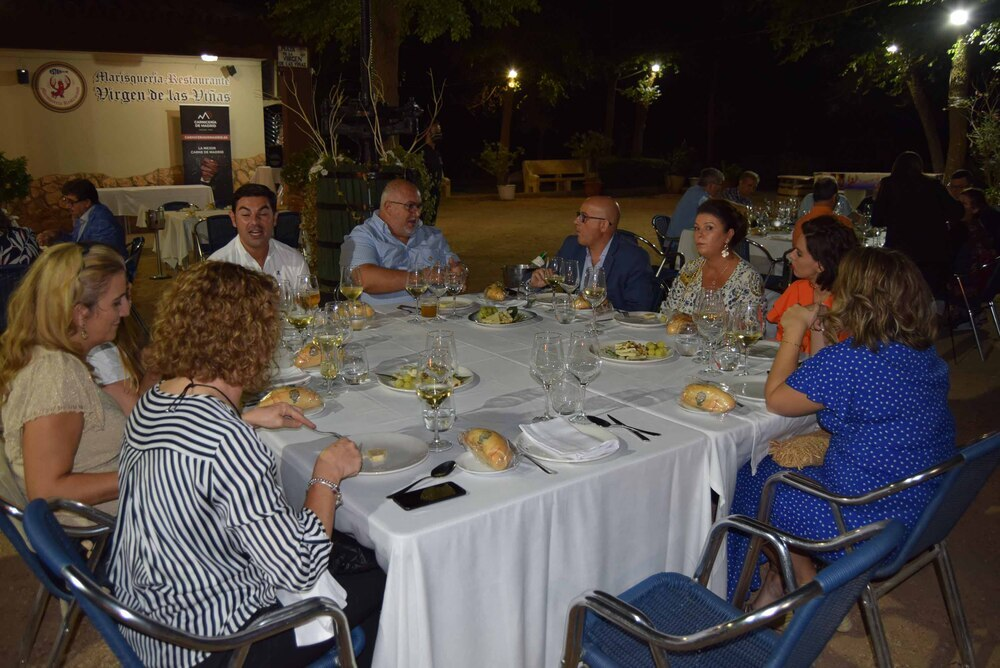 Estrellas de la Mancha hace parada gastronómica en Tomelloso