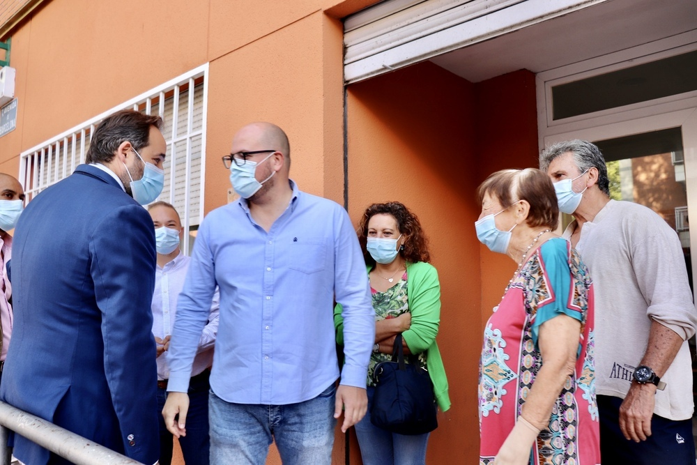 Nuñez pide a Page que levante restricciones en hostelería