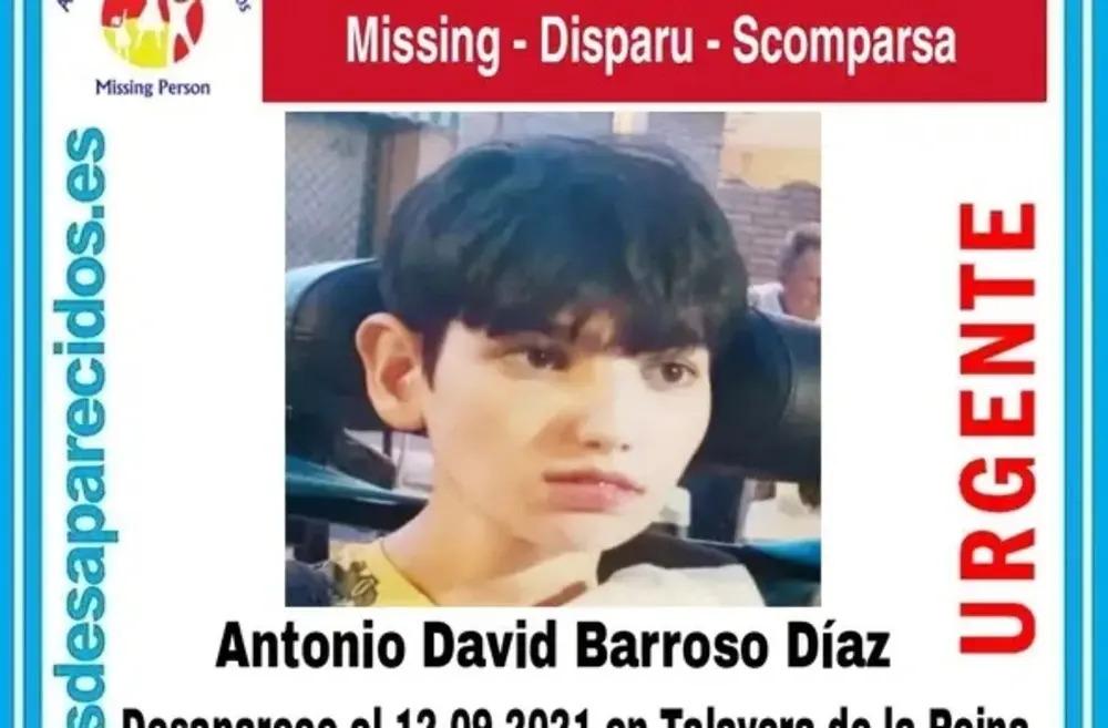 La Policía investiga en Segovia sobre el menor desaparecido