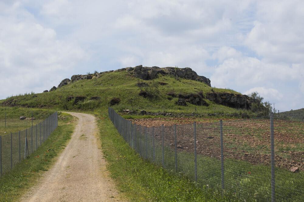 Volcán de Alcoléa