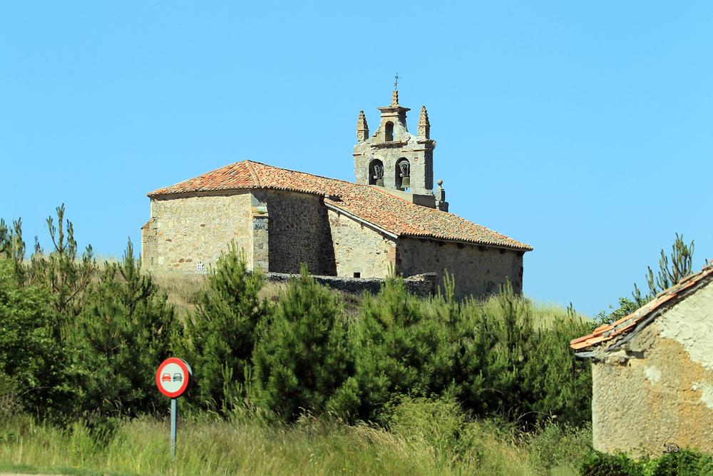 Iglesia de San Miguel, Villacibio
