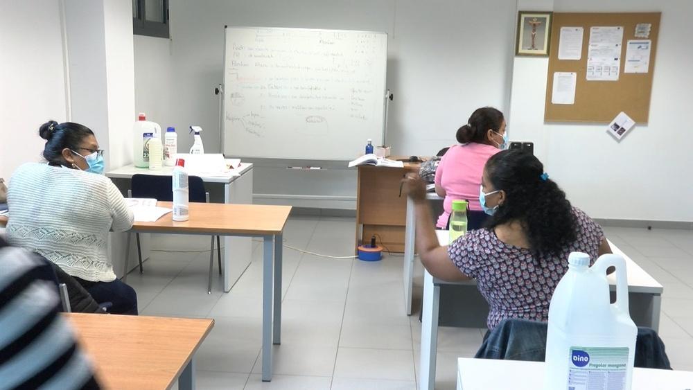 Las solicitudes de ayuda a Cáritas crecen un 50% en dos años