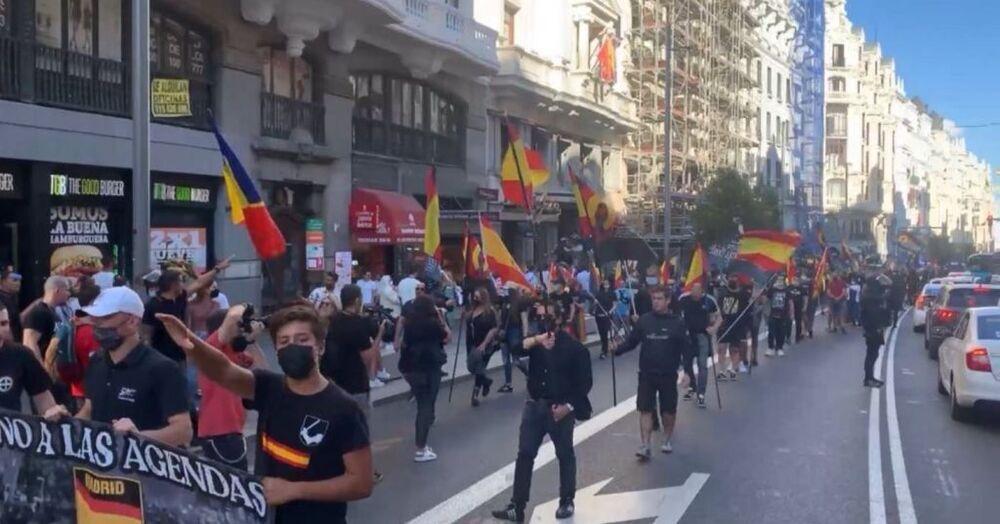La Fiscalía investiga la manifestación antiLGTBI en Chueca