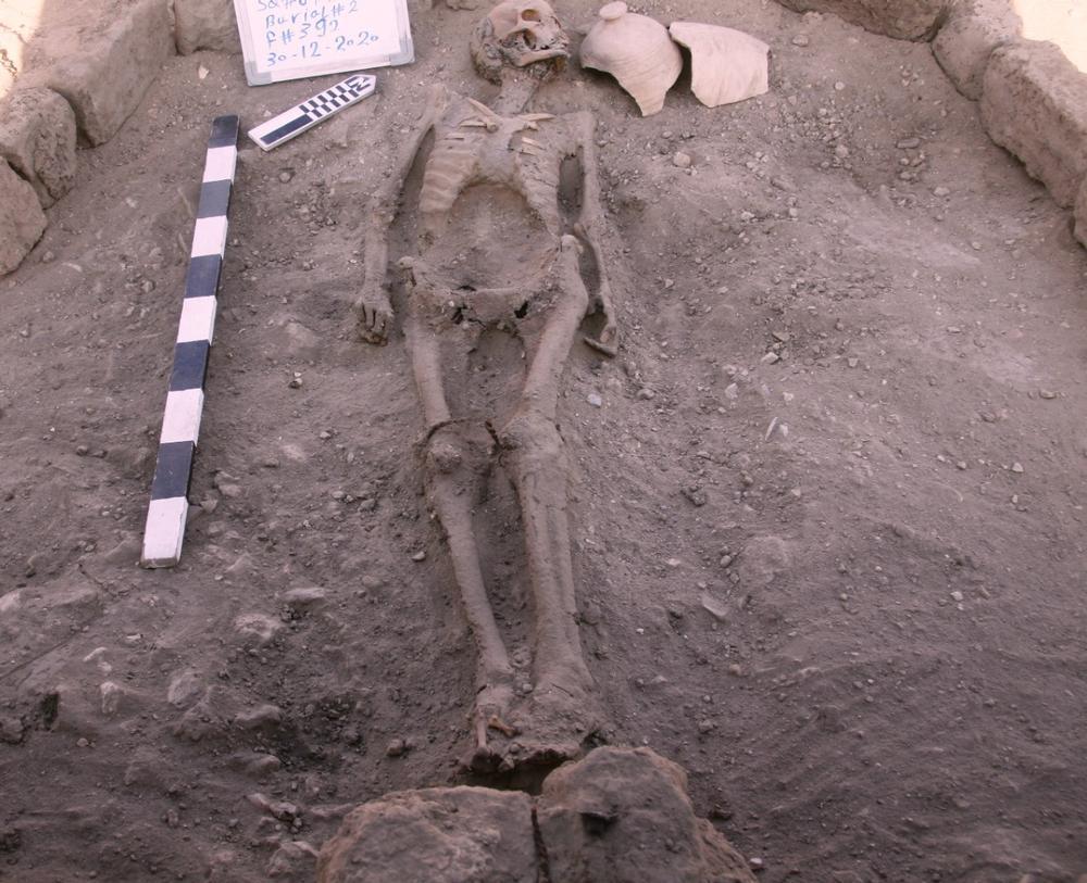 Hallan en Egipto una ciudad de hace 3.000 años