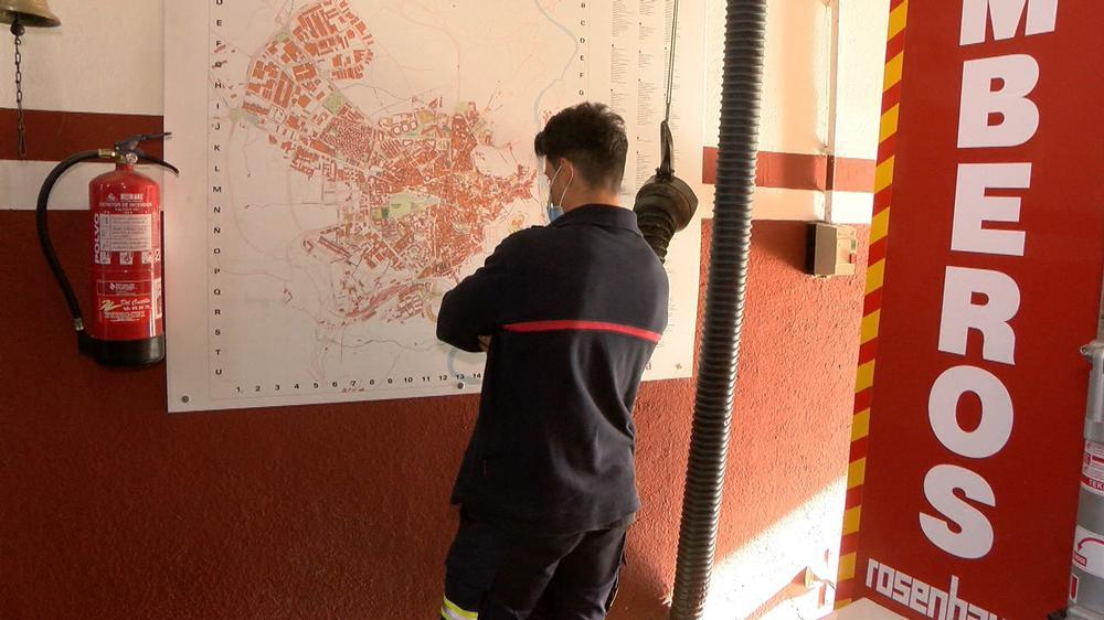 La provincia pasaría a duplicar sus parques de bomberos