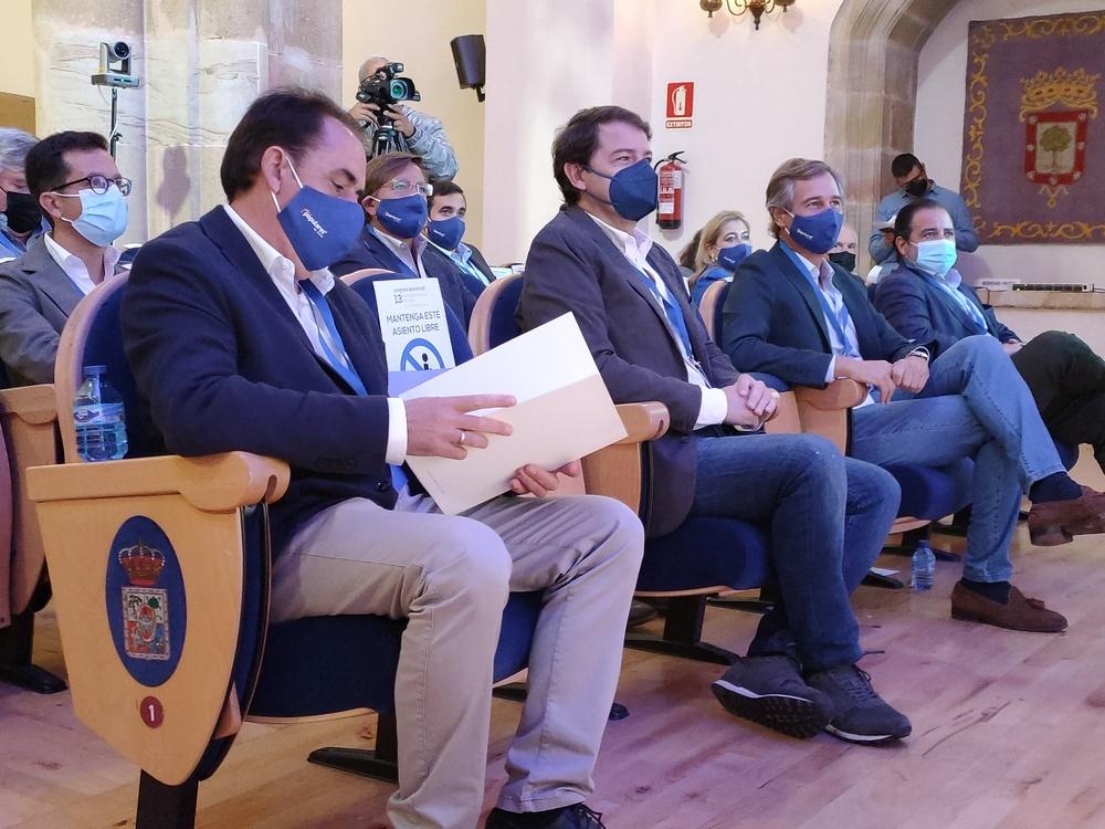 Benito Serrano, nuevo presidente del PP de Soria