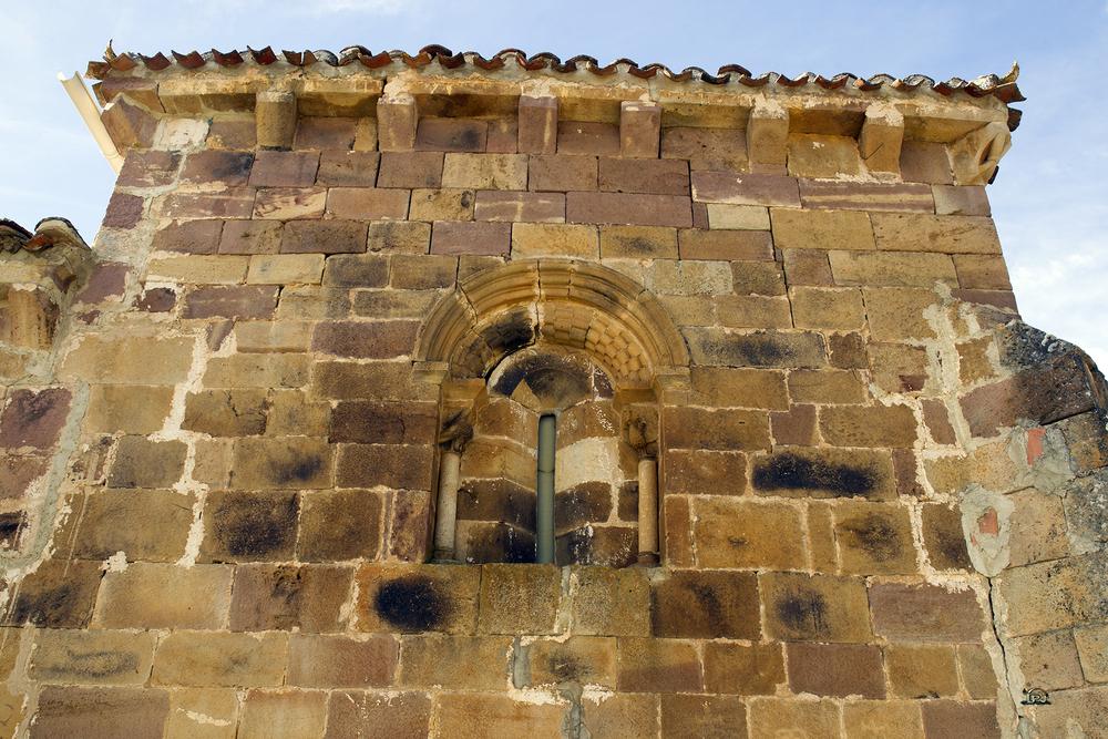 Iglesia de San Pedro, Verbios