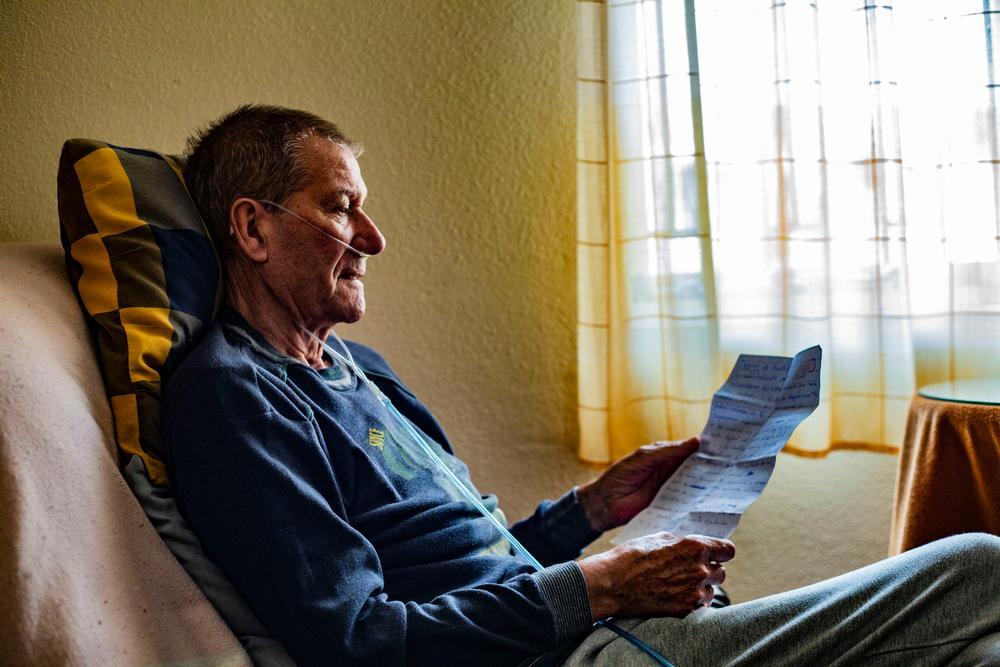 Entrevista a Enrique Salcedo,  superviviene del Coronavirus, , Covid 19 que estuvo 150 dias en la UCI,coronVIRUS, PANDEMIA, coronavirus, enrique salcedo ingresado en el hospital de ciudad real 150 dias en la uci por el coronavirus