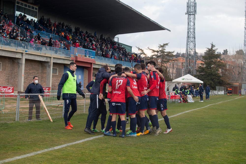 Fútbol Tercera División Real Á?vila - Diocesanos.