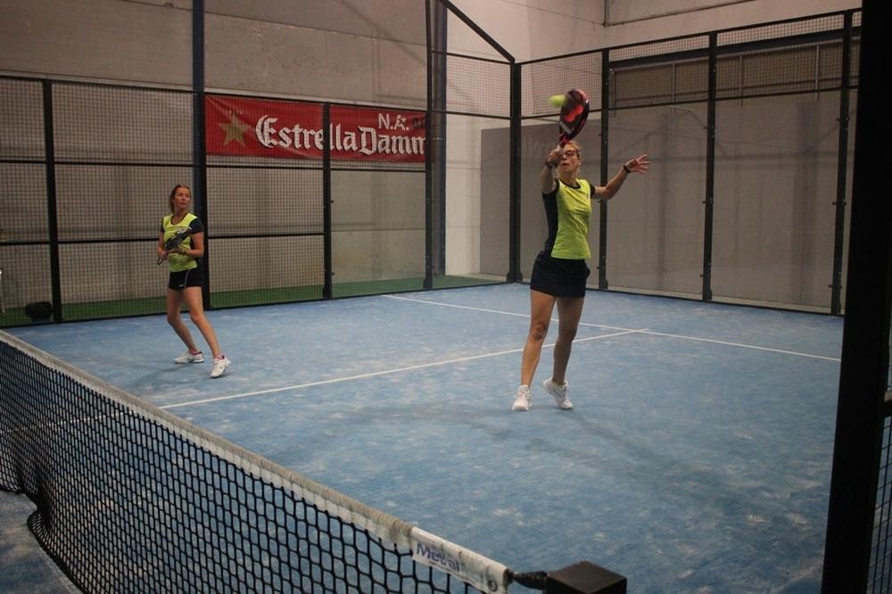La pareja Noheda-Bermejo gana el torneo de pádel Padelea