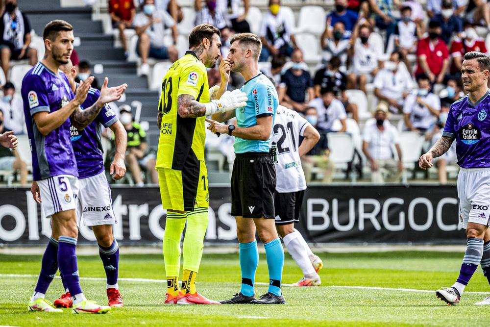 Polémica: cinco penaltis en contra en nueve partidos