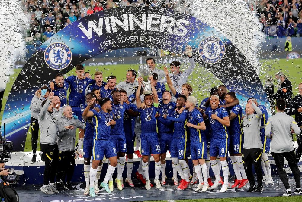Villarreal y Chelsea disputan la Supercopa de Europa