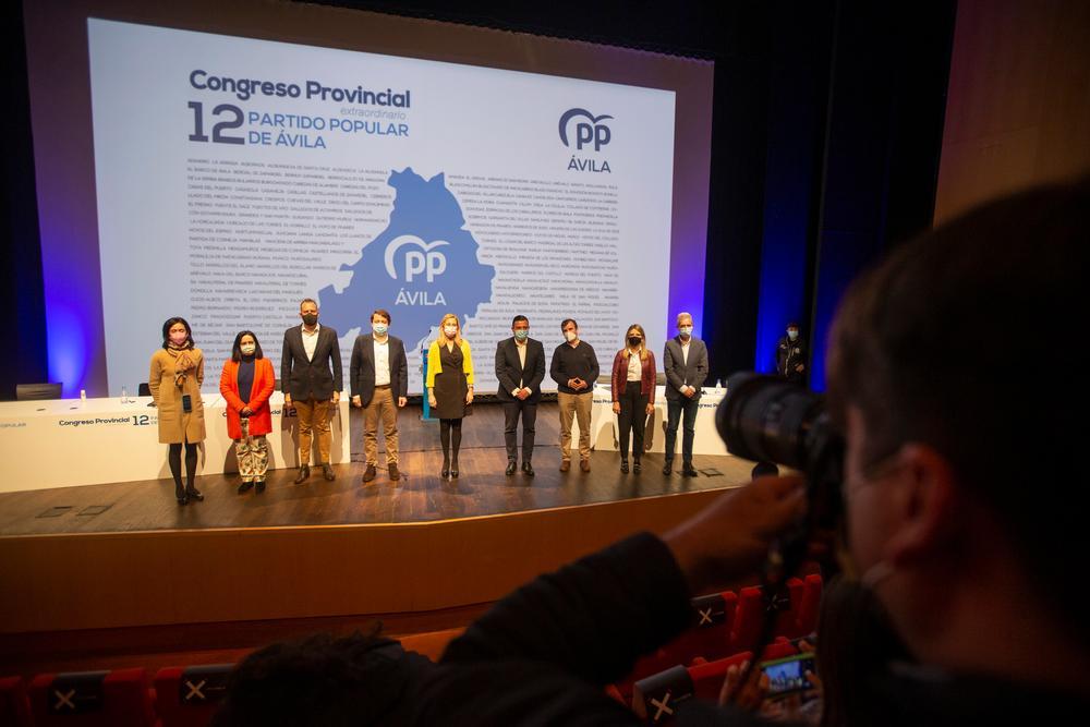 Comité Ejecutivo del PP.