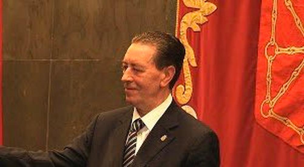 Fallece Rafael Gurrea, ex presidente del Parlamento navarro