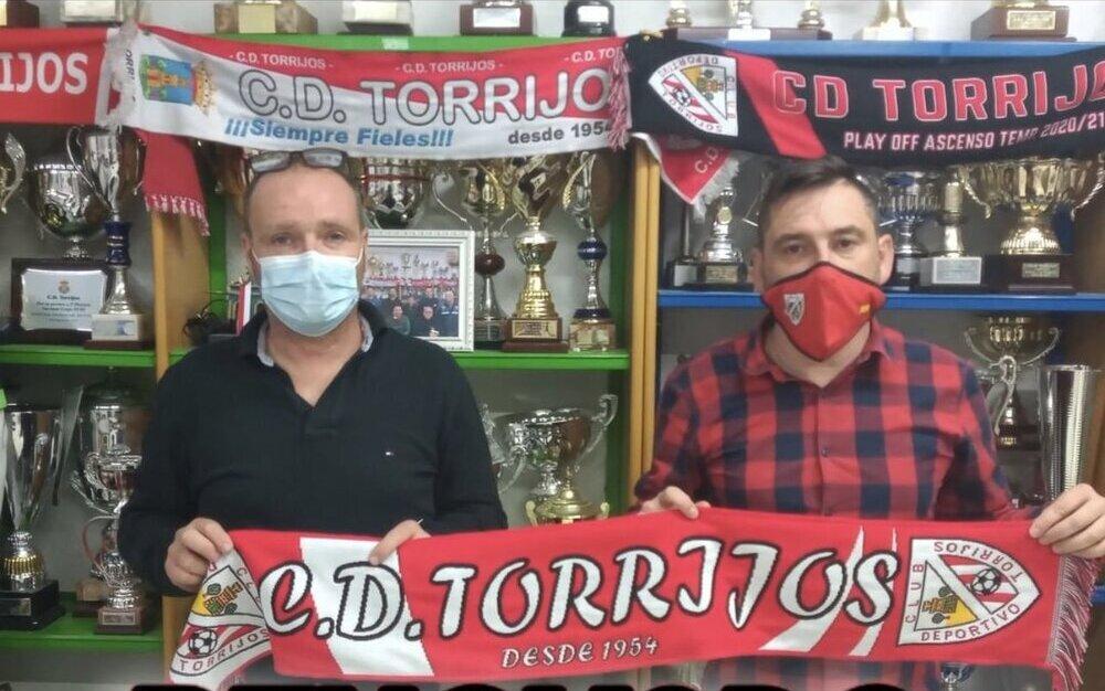 Fran Sánchez renueva con el Torrijos
