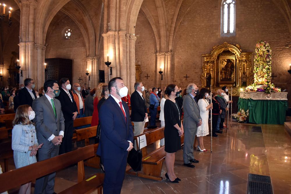 Zamora desea que la romería se pueda celebrar ya en 2022