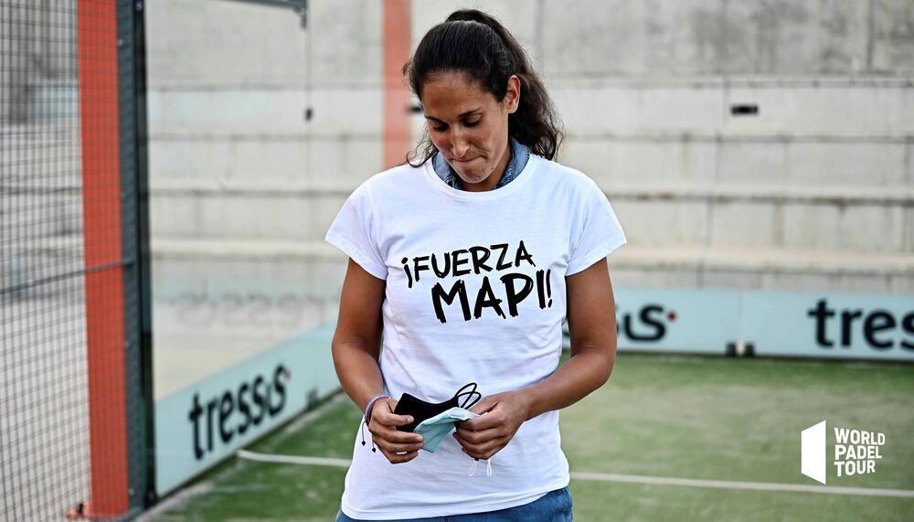 Homenajean en Valladolid a Mapi Sánchez Alayeto
