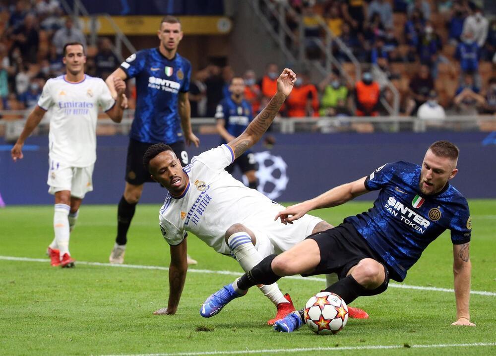 Rodrygo mantiene su idilio ante el Inter