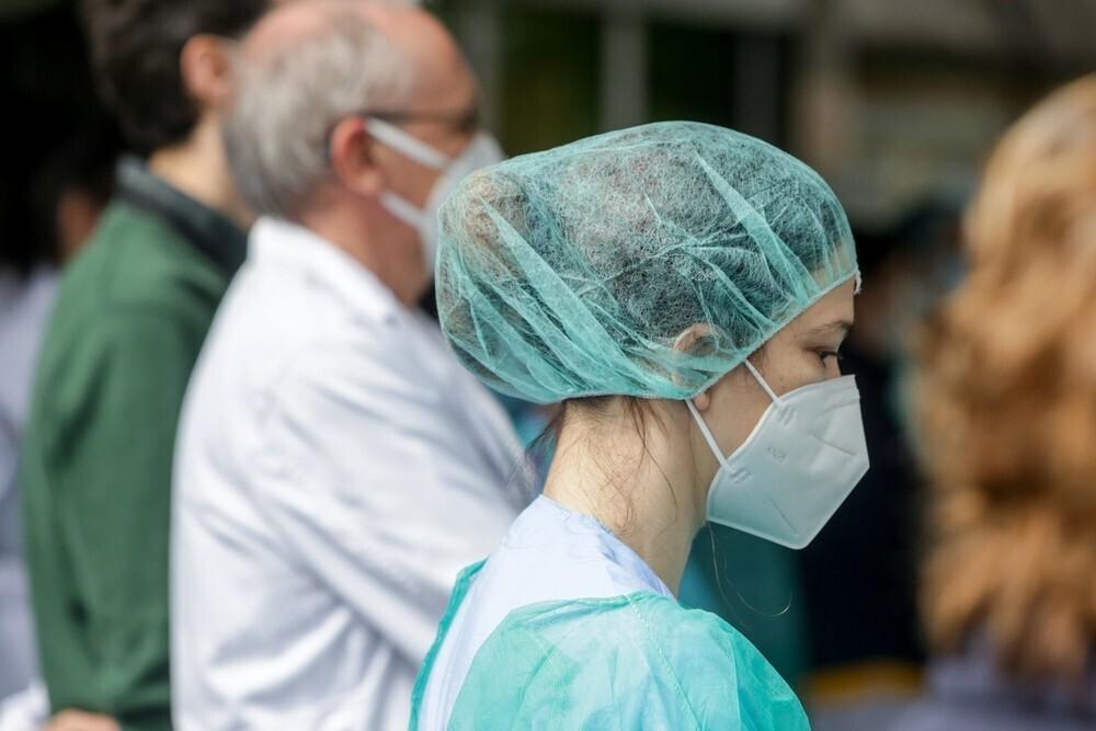 La región registró 124 agresiones a enfermeros en 2020
